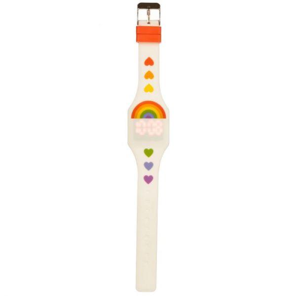 Rainbow Pride Digital Watch
