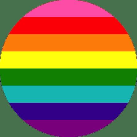 Original Pride Flag Pin badge for sale