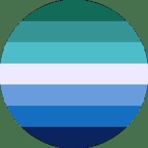 Gay Men Pride Flag Pin Badge for sale