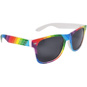 Gay Pride Rainbow Sunglasses
