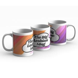 The Big Lesbian Mug