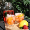 Paleo Strawberry Jalapeno Iced Tea 12