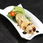 Golden Beet Salad - Beautiful and soooo flavorful! - http://theprimaldesire.com/golden-beet-salad/