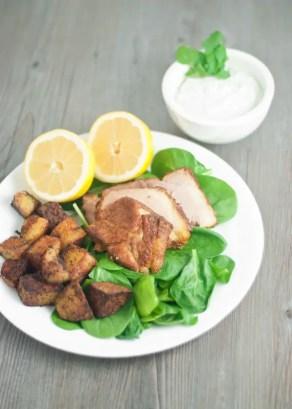 Moroccan Spiced Pork & Potatoes 01