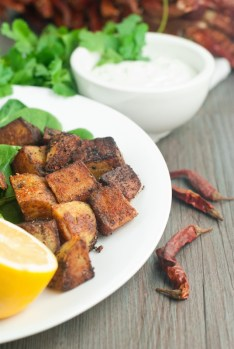Moroccan Spiced Potatoes 10