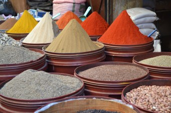 Moroccan Spices 01