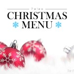 A helpful list of Paleo Christmas Menu ideas to make planning Christmas dinner a little easier: drinks, appies, sides, entrees, desserts & even leftover ideas! http://wp.me/p4Aygm-2dv