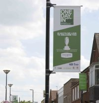 Lamp Post Banner Kits | The Print Shop