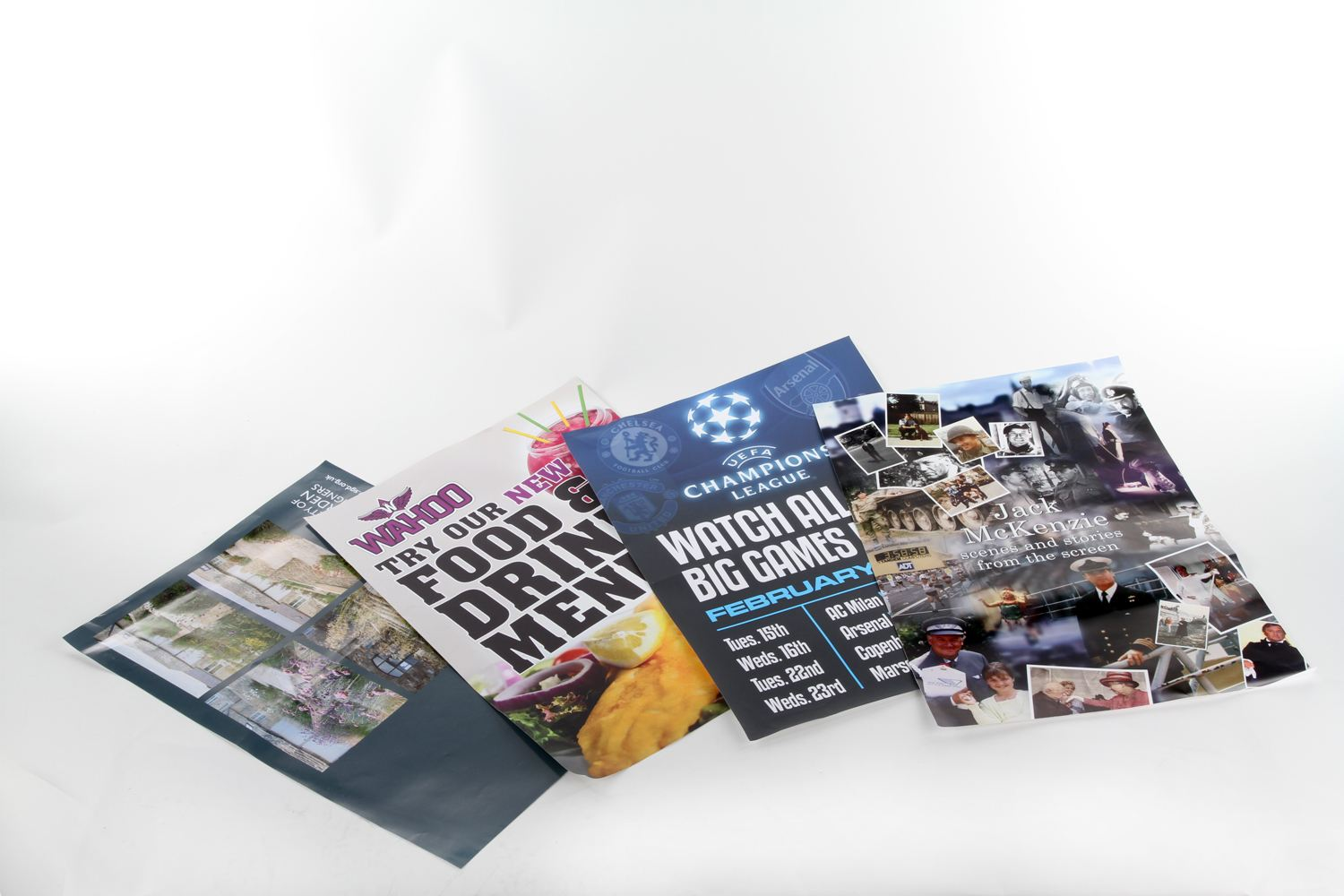Printing Services from The Print Agency