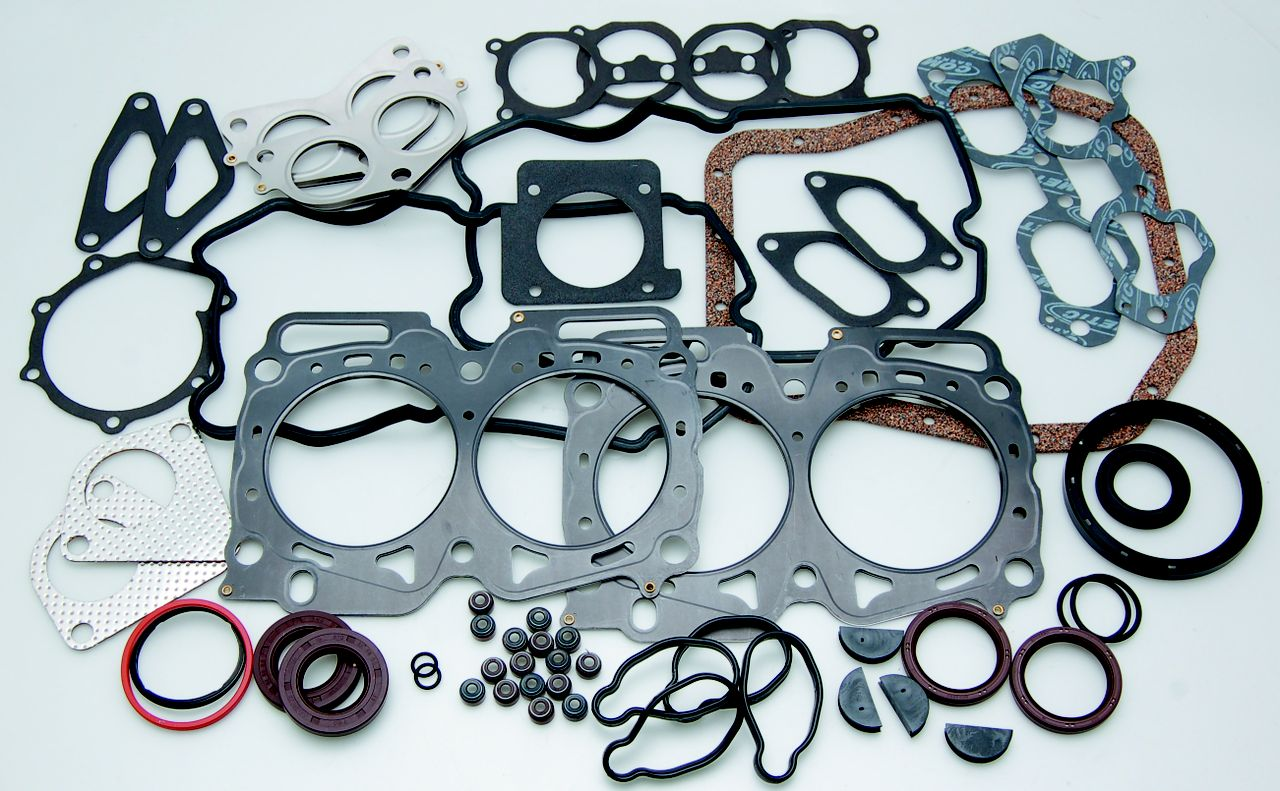 The Utilization of Pipe Gaskets In The Automobiles