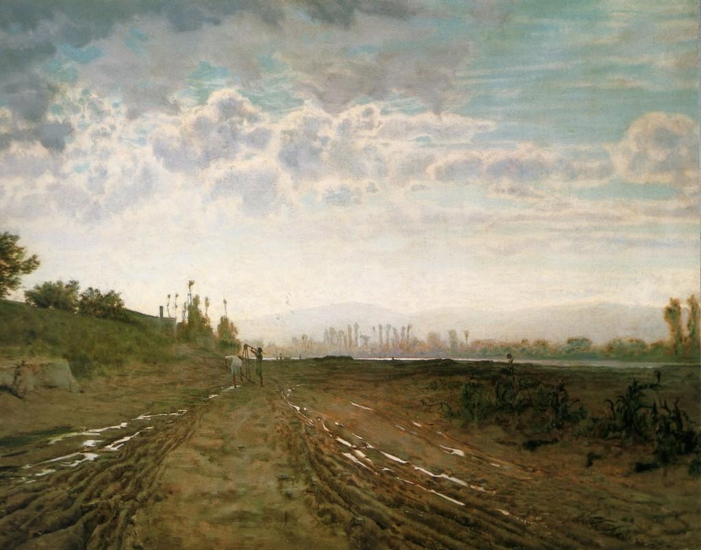 Paesaggio Ottocentesco