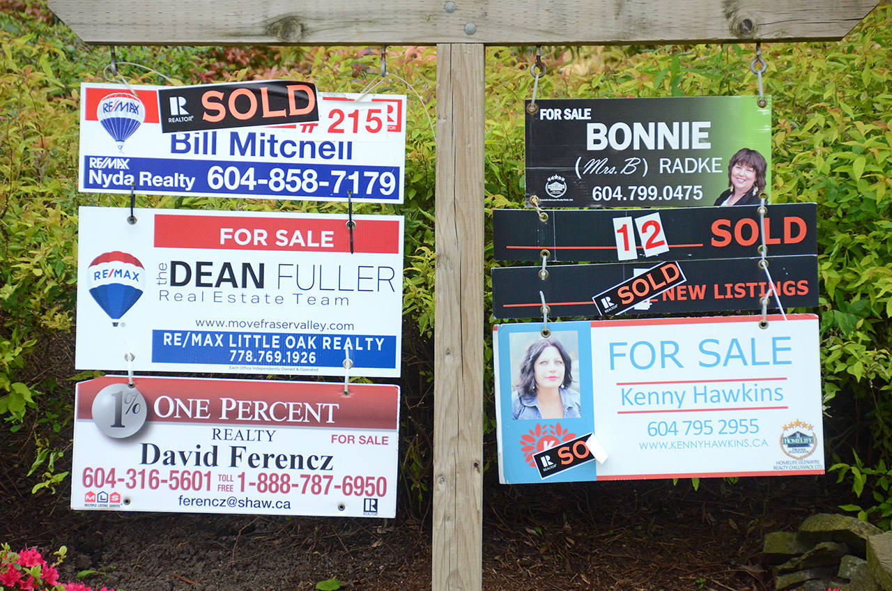 Chilliwack Real Estate Sales Steady, Prices Continue To Rise