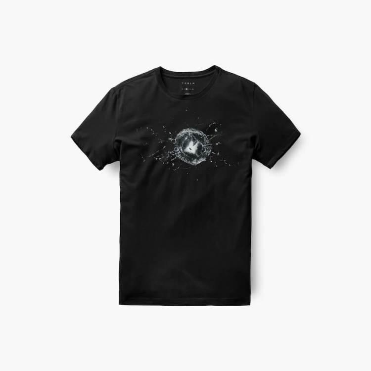 Bulletproof Tesla Shirt