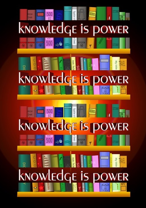 books & knowledge