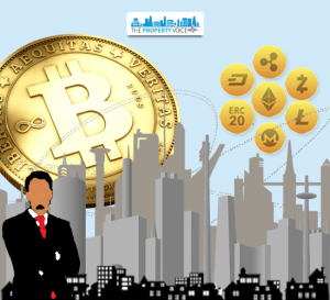 Soundbite: Bitcoin, Crypto-currency & property: Does it add up?