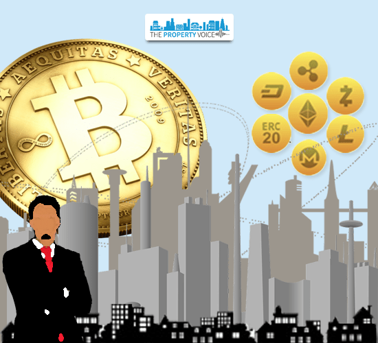 Soundbite: Bitcoin, Crypto-currency & property: Does it add up