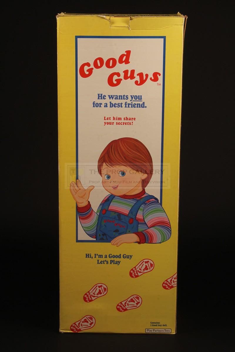 Doll Original Good Guy Prop