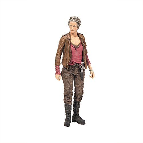 Walking Dead 14672 TV Michonne 7IN Colour Top Red Action Figure
