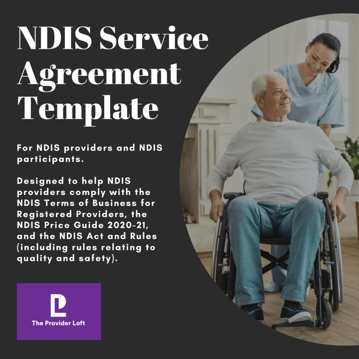 NDIS Service Agreement