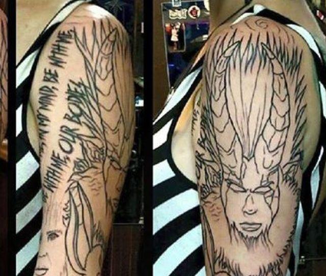 Tera Wrays Wayne Static Tattoo