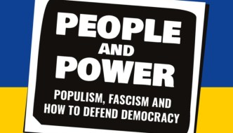 Molly Scott Cato's People and Power roadshow- part of the poster with the headline