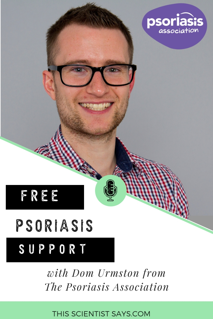 Dom Urmstun Psoriasis Association