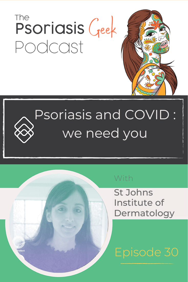 Psoriasis and COVID