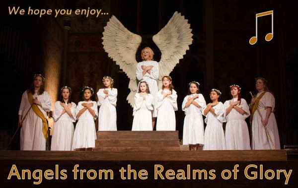 ANgels form the Realms-Angel Choir - photo by Stephen Ruttan