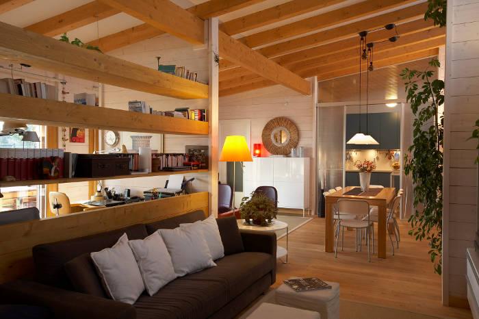 Casa Longano una casa in legno a Monopoli Bari  The Puglia Immobiliare