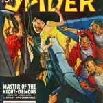 The Spider (September 1940)