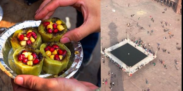 jama masjid food