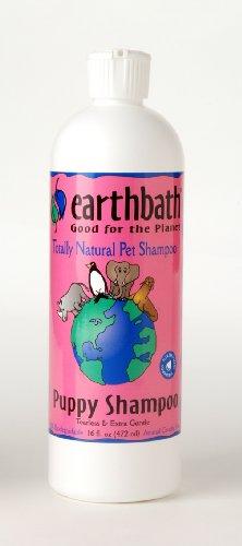 Earthbath All Natural Puppy Shampoo, 16-Ounce