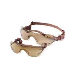 Doggles X-Small K9 Optix Sunglasses for Dogs, Frameless, Copper Lens