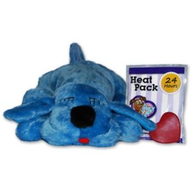Snuggle Pet Products Snuggle Puppies Behavioral Aid Toy for Pets, It's a Boy, Blue