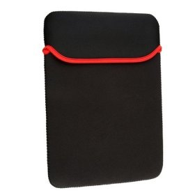 eForCity Soft Laptop Sleeve for Apple MacBook Pro 13-Inch, Black (435228)
