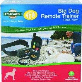 PetSafe Deluxe Big Dog Trainer, PDBDT-305