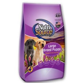 TUFFY'S PET FOOD 131115 Nutri Large Breed Chicken/Rice Puppy Food, 30-Pound