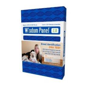 Wisdom Panel Mixed Breed DNA Test Kit
