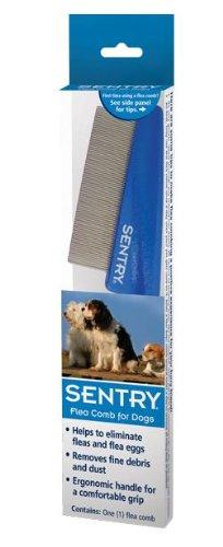 Sentry Flea Comb for Dogs