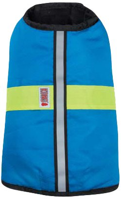 Kong Nor'easter Dog Coat, Small/Medium, Blue