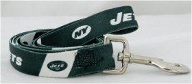 NFL New York Jets Pet Lead, Team Color, Large