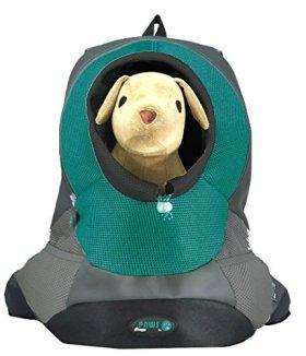 Wacky Paws Pet Backpack, Small, Sea Breeze