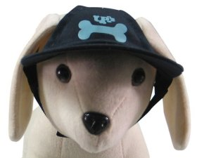 UP Collection The Perfect Blue Dog Cap, Small