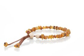 Baltic Amber Necklace for Cats and Dogs / Untreated Authentic Baltic Amber Dog Necklace / Natural Tick and Flea Control and Prevention