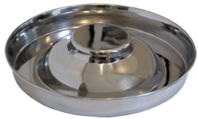 Flying Saucer Puppy Dish, 15″ x 2″