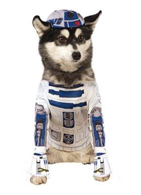Rubies Costume Star Wars R2-D2 Pet Costume, X-Large