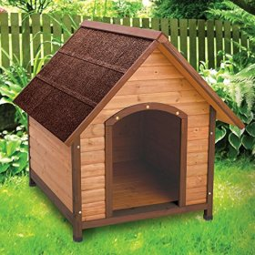 Ware Premium+ A-Frame Doghouse, X-Large
