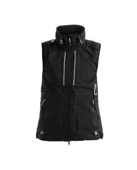 Hurtta Collection Pet Owner Obedience Vest, Medium, Black