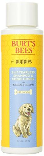Burts Bee 2in1 Tearless Puppy Shampoo, 16-Ounce