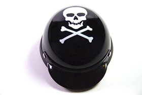 Helmet for Dogs, Cats and All Small Pets – Skull